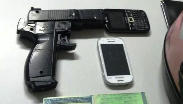 Men Arrested for Alleged Robbery with PlayStation Light Gun