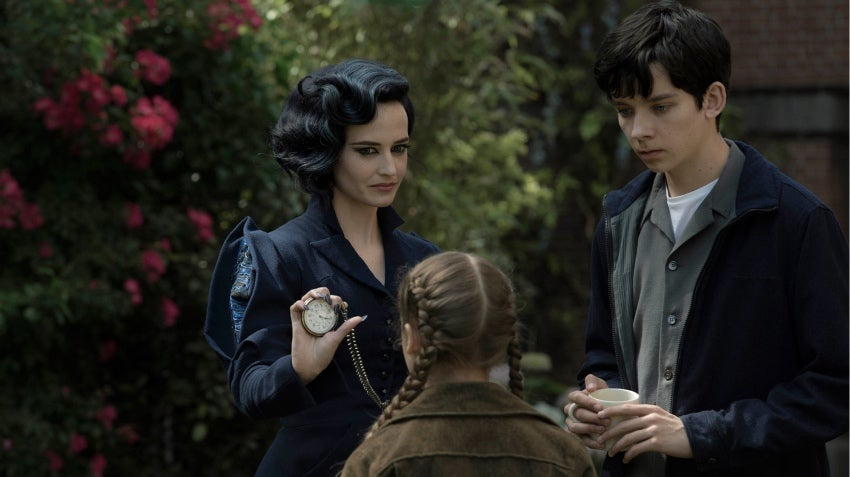 Miss Peregrine Clip Dooms Children To Eternal Groundhog Day Of Death