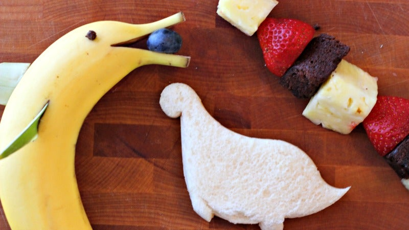 How to Make Your Kid's Lunch Fun, Even If You Have Zero Artistic Ability