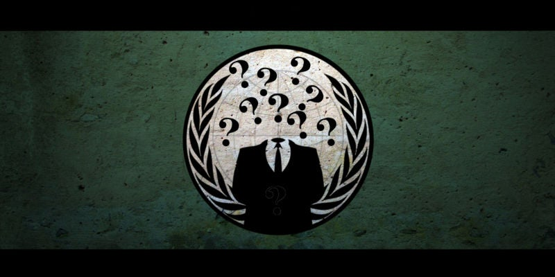 Anonymous Leaked the Passwords and Personal Info from Paris Climate Summit Attendees