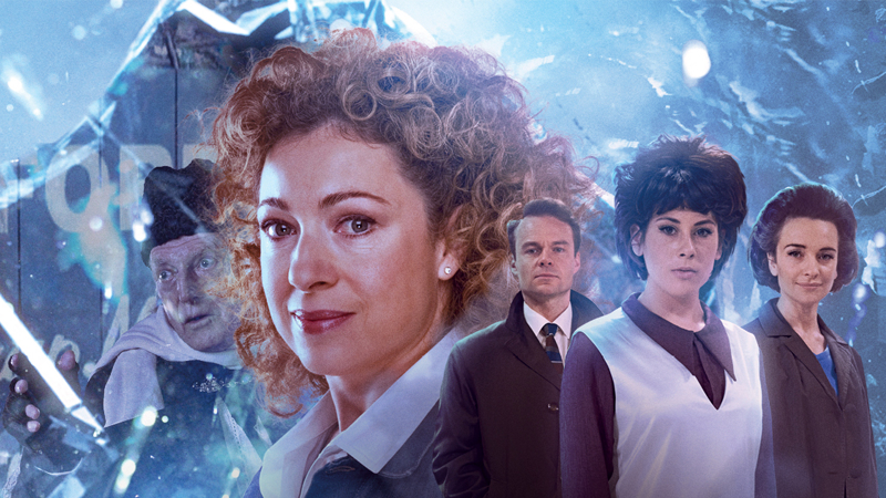 River Song's New Audio Adventures Take Her Back Into Classic Doctor Who Episodes