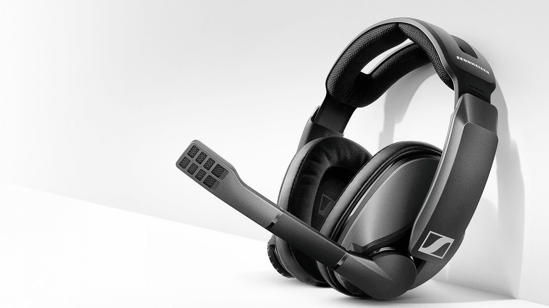 Sennheiser's New Gaming Headset Can Go At Least 80 Hours On One Charge