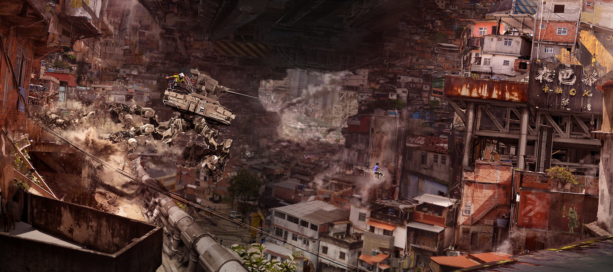 The Best Way To Start The Week Is With Sweet Sci-Fi Art
