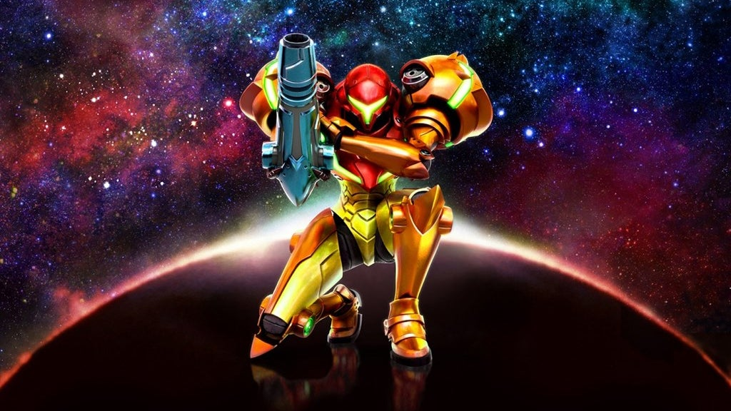 Samus Returns Is a 2.5D Side-Scroller for the 3DS — Metroid