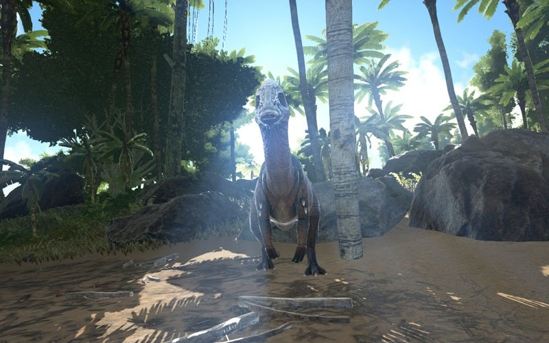 Why Everything Keeps Staring At Me In ARK: Survival Evolved