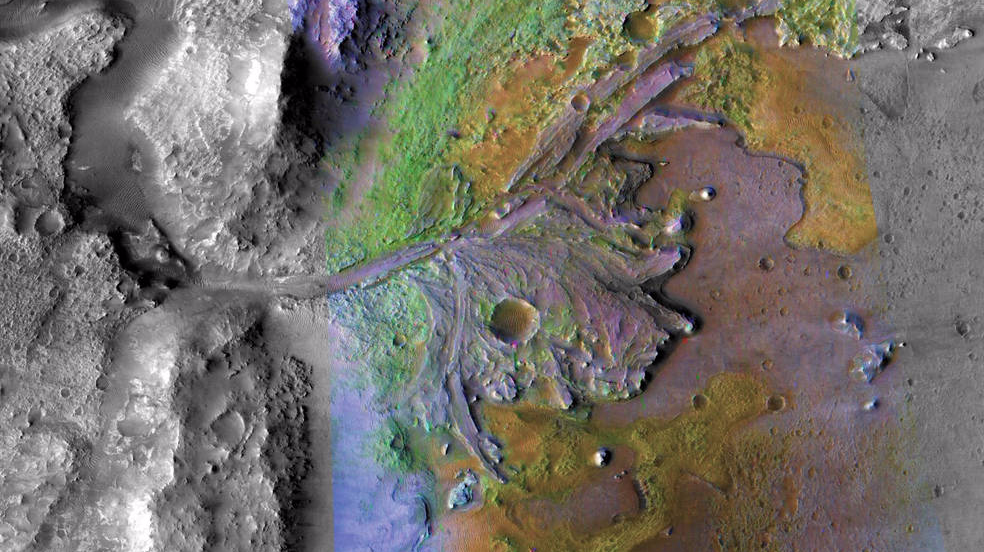 NASA's Mars 2020 Rover Will Land In Jezero Crater