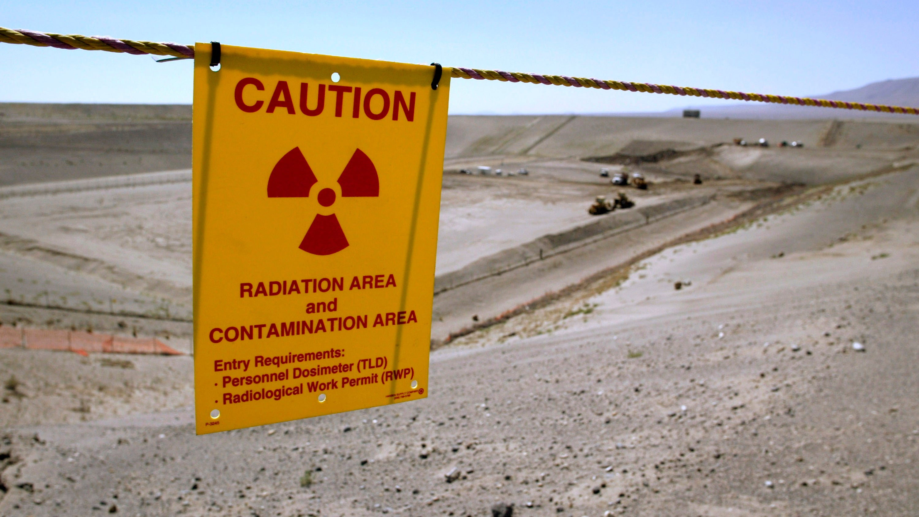 Tunnel Collapses At US Nuclear Facility Once Called 'An Underground Chernobyl Waiting To Happen' [Updated]