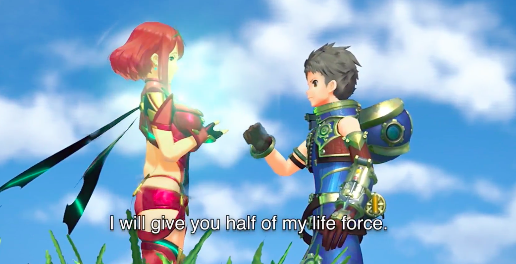 Here's A Ton Of New Info On Xenoblade Chronicles 2
