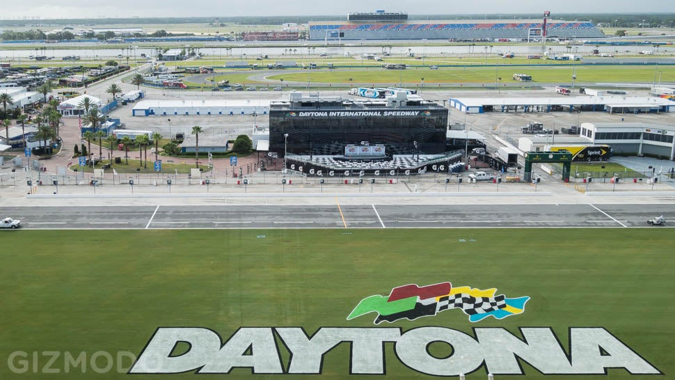 Daytona Rising: From Ageing Track to Hi-Tech Motorsports Mecca