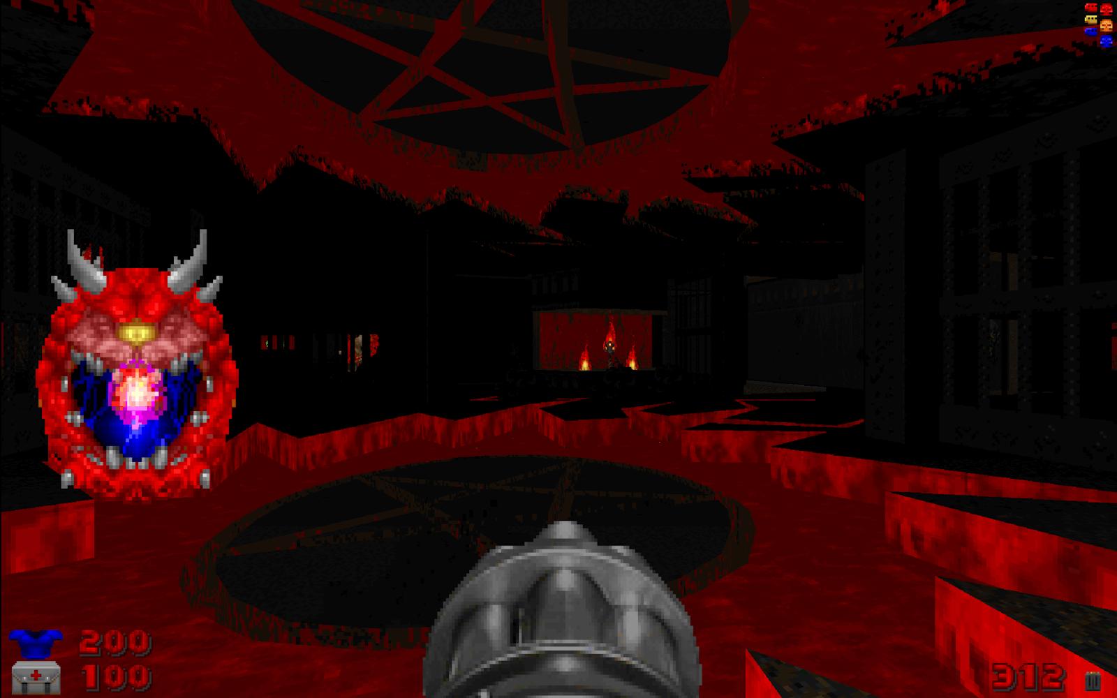 John Romero Made A New Doom Mod And It's Great