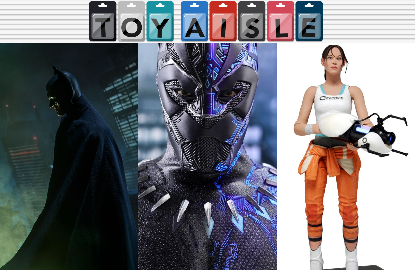 An Incredible Black Panther Steps Into The Spotlight, And More Of The Best Toys Of The Week