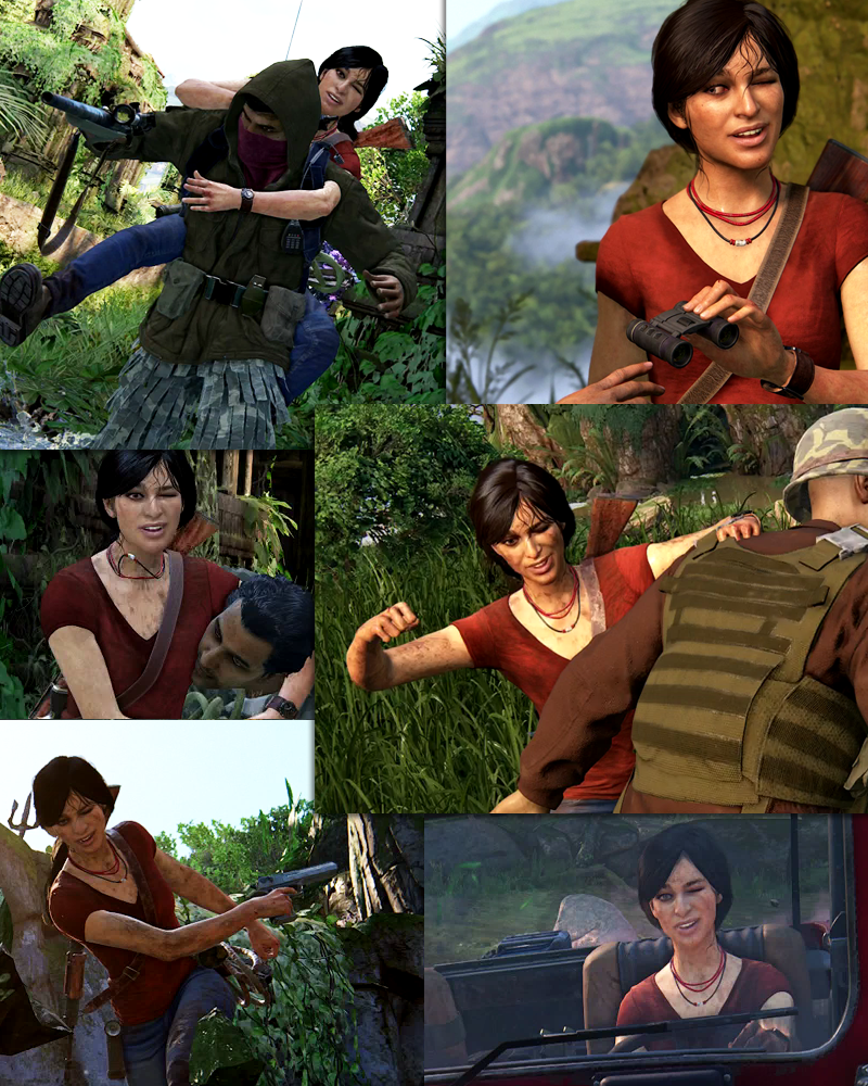 Uncharted The Lost Legacy Kotaku Review Australia Ps4uncharted Reg 3 Is For Most Part An Interactive Action Movie About Treasure Hunters In Indian Wilderness Developer Naughty Dogs Approach To Game