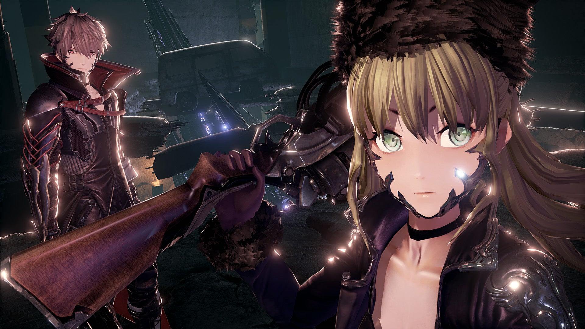 Bandai Namco Announces Code Vein, Which Is Certainly A Video Game
