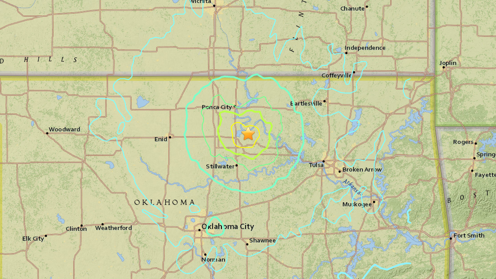 A Freak Earthquake Just Rattled the US Midwest