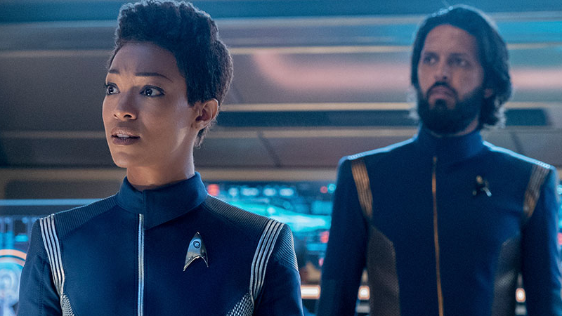 Star Trek: DiscoveryWill Return For A Third Season, With An Extra Showrunner