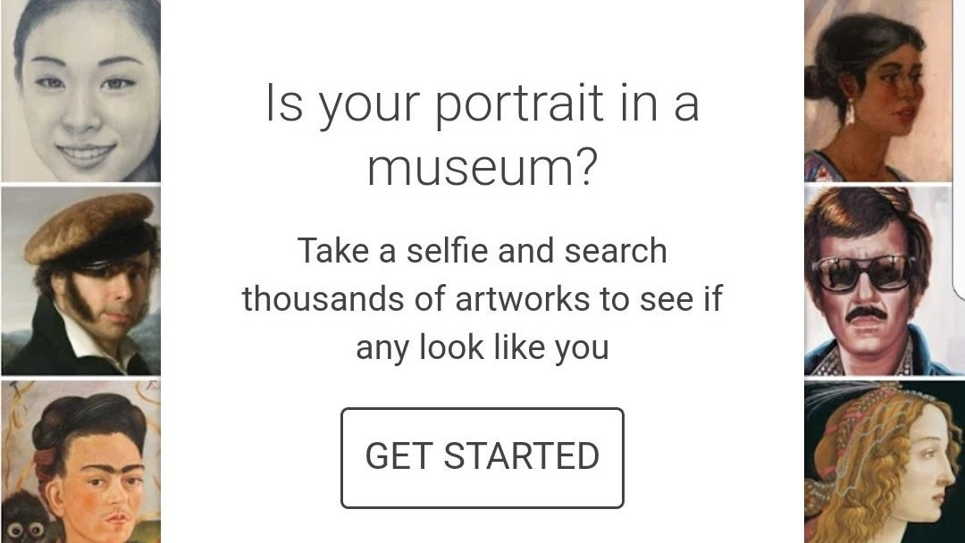 Google Can Now Tell You Which Works Of Art You Look Like