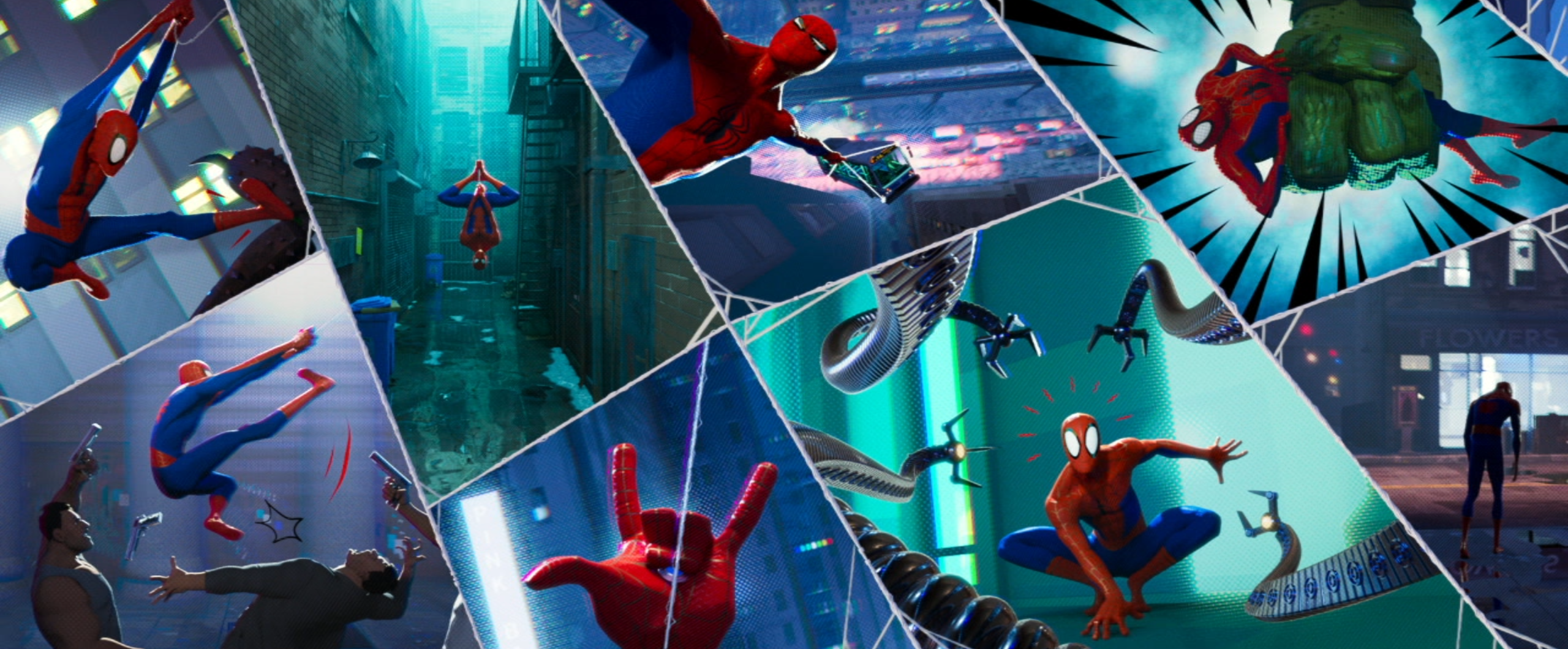 22136fbd46c61 The Most Detailed Into The Spider-Verse Trailer Breakdown You Could ...