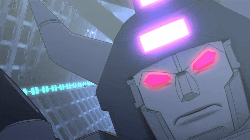 many robots die in the first episode of transformers combiner wars