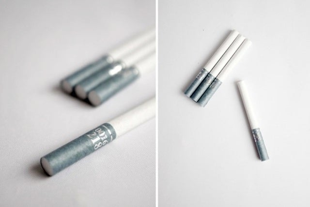 Would These Redesigned Cigarettes Help You Quit Smoking?