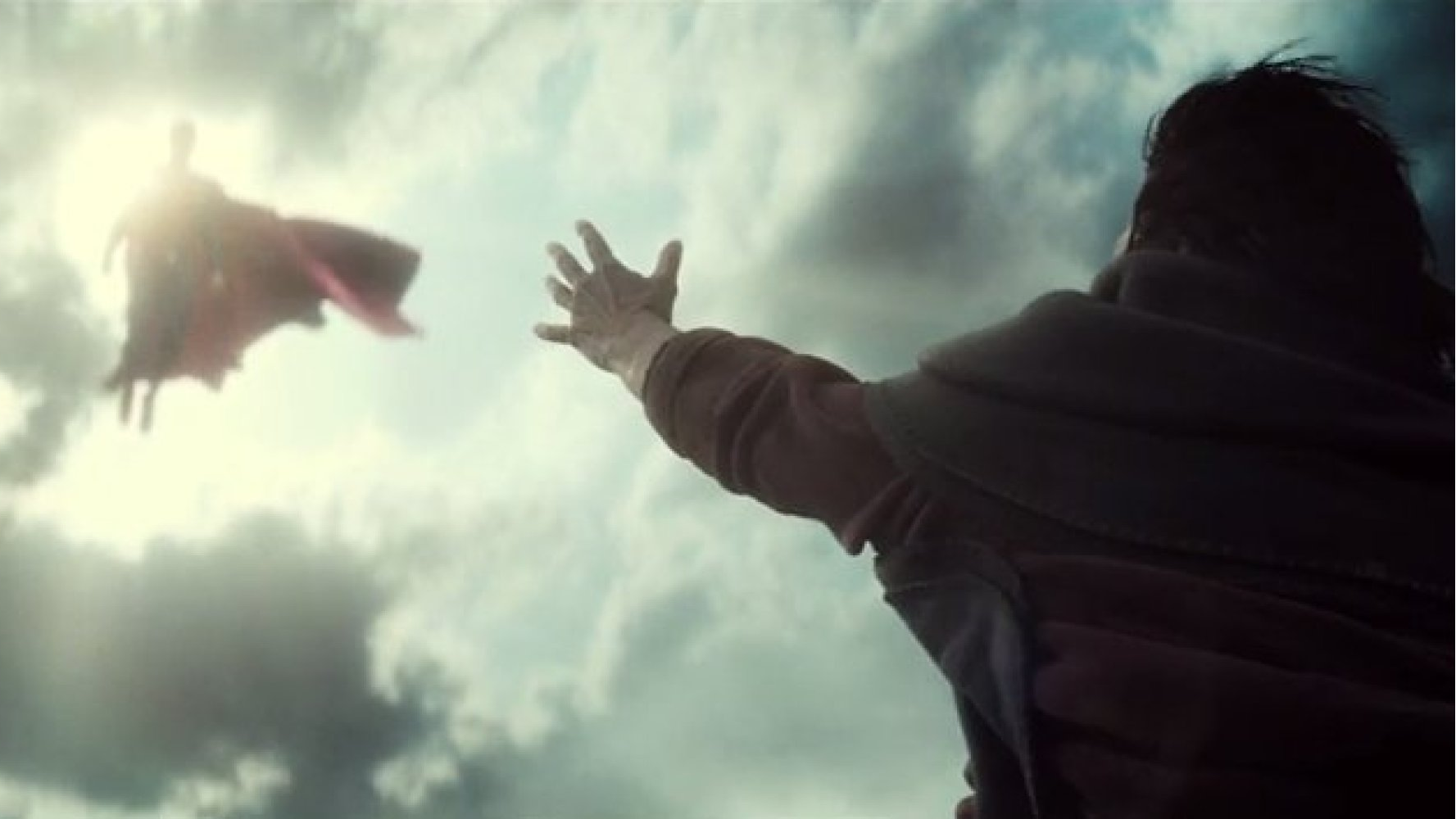 Shazam!'s Director Made His Own Batman V. Superman Parody Mashup