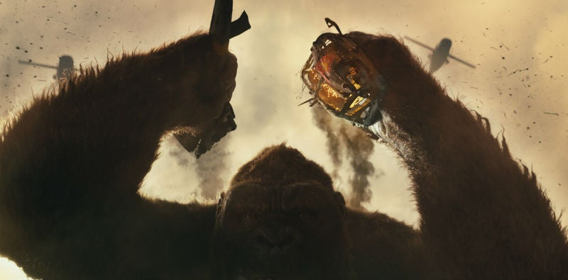 We Love The Final Trailer For Kong: Skull Island So Much, We Want To Marry It