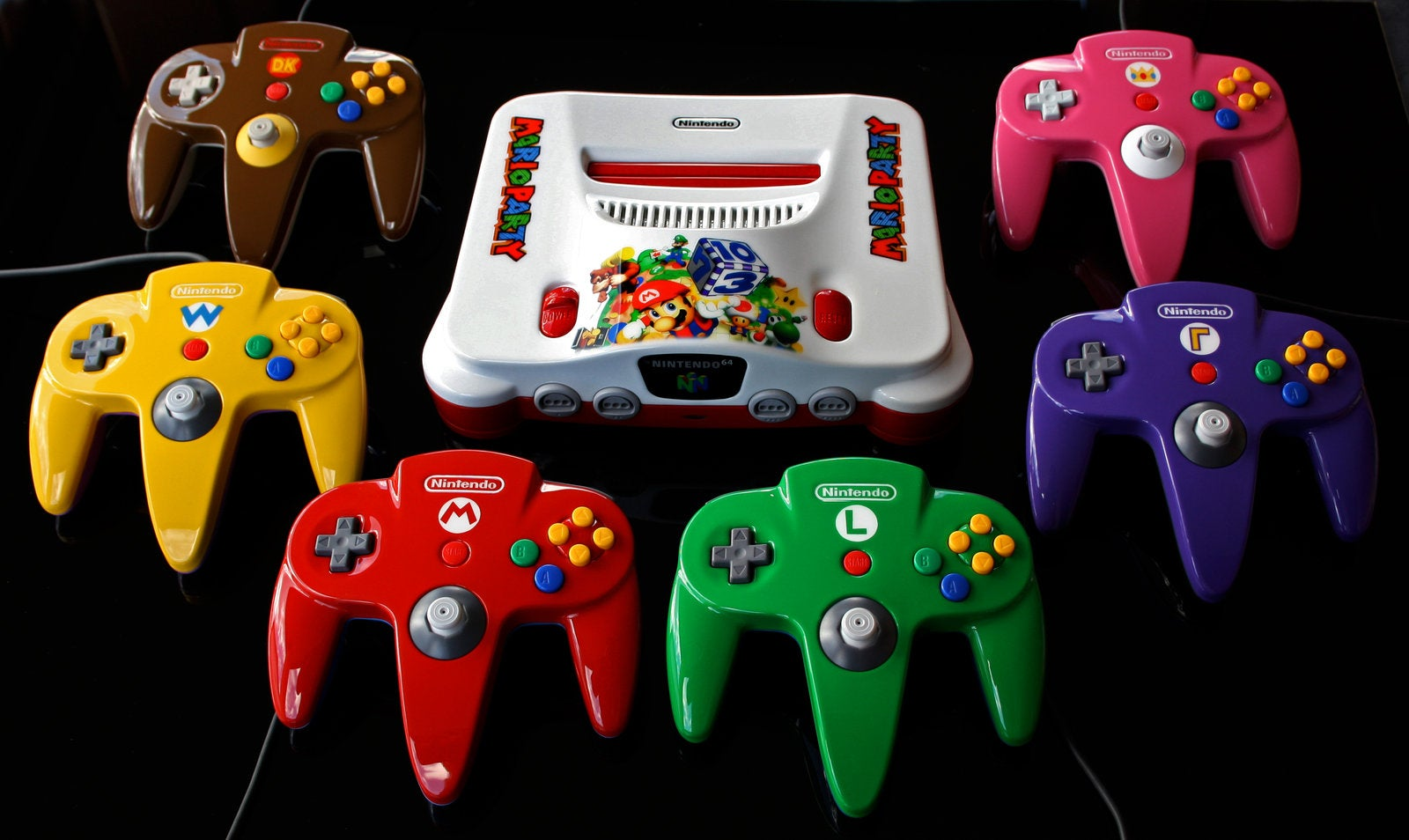 Surely The Best Way To Play Mario Party