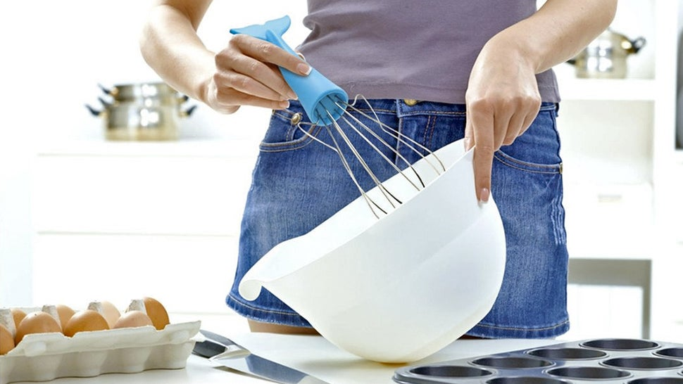Moby Whisk Is a Great (Egg) White (Mixing) Whale For Your Kitchen