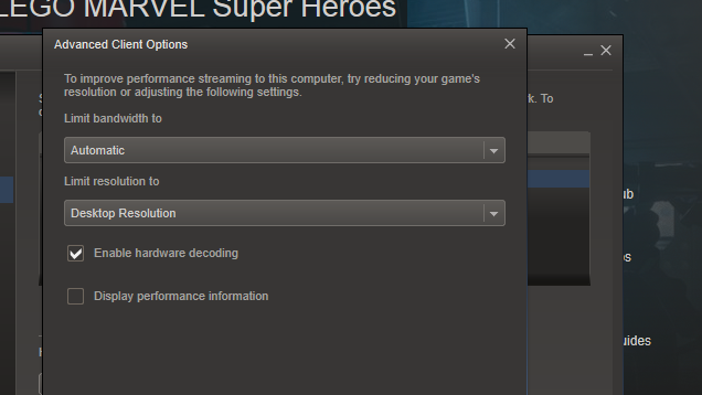 How to Setup Steam In-Home Streaming and Fix Its Quirks