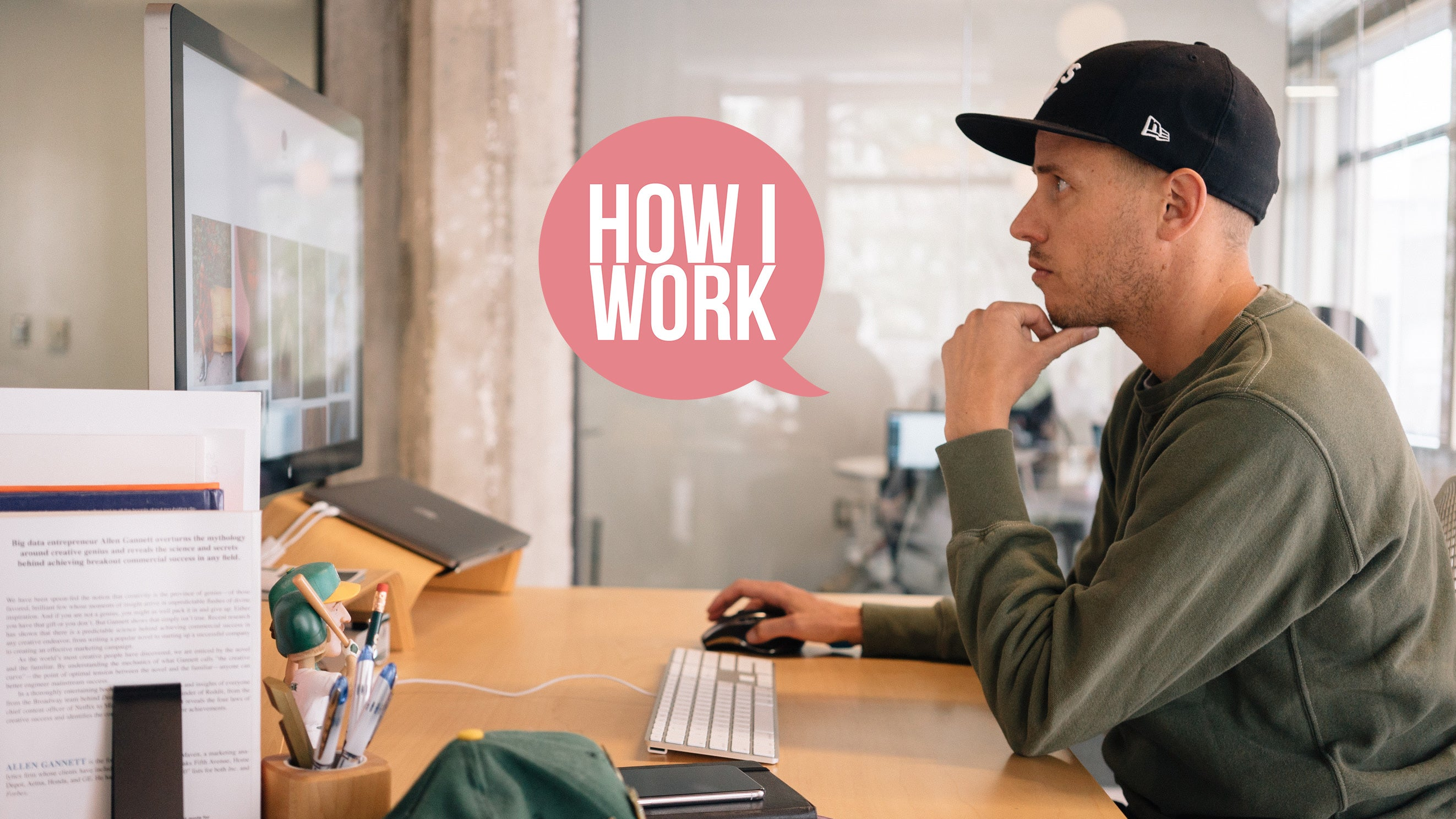 I'm VSCO Co-founder Joel Flory, And This Is How I Work