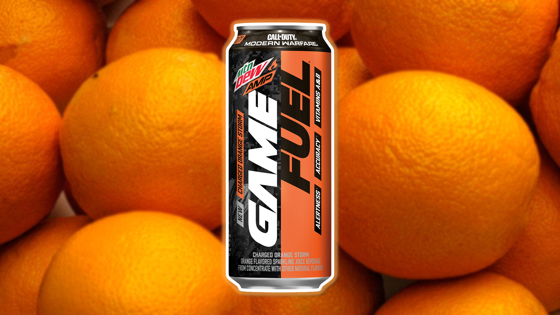 The New Mountain Dew Game Fuel Flavour Is Good (If You Like Orange Soda)