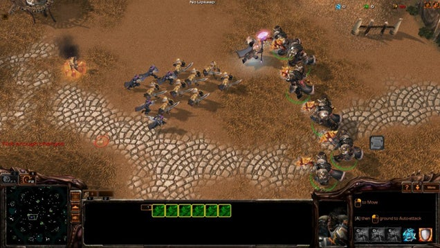 Modder Turns StarCraft II Into Warcraft, Sort of