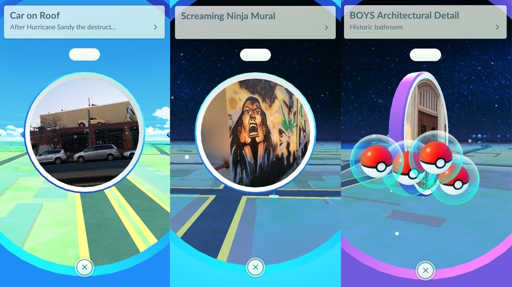 The Strangest Places Pokémon Go Is Sending its Players