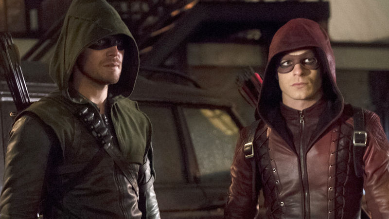 It's Official: Colton Haynes Is Returning To Arrow This Season