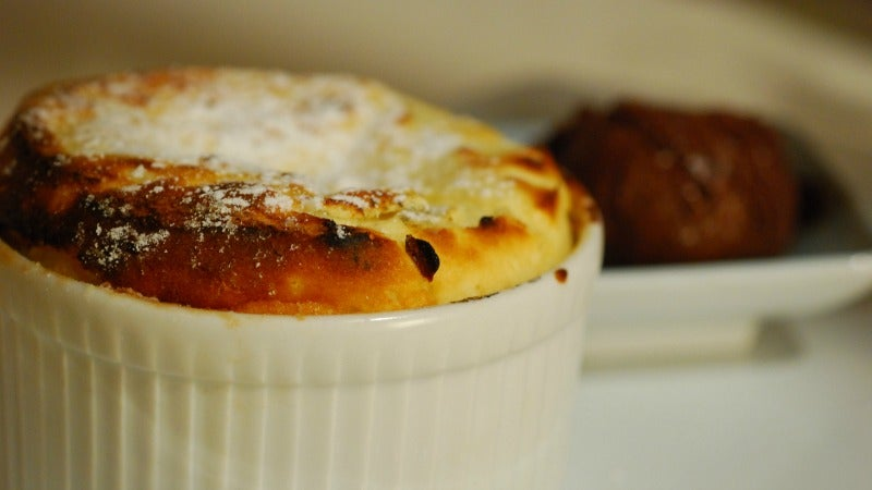 Bake Super Tall Souffles With Help From Your Pastry Brush