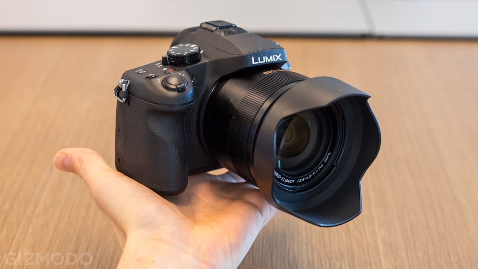 Panasonic FZ1000: A Large-Sensor Super Zoom That Shoots 4K Video