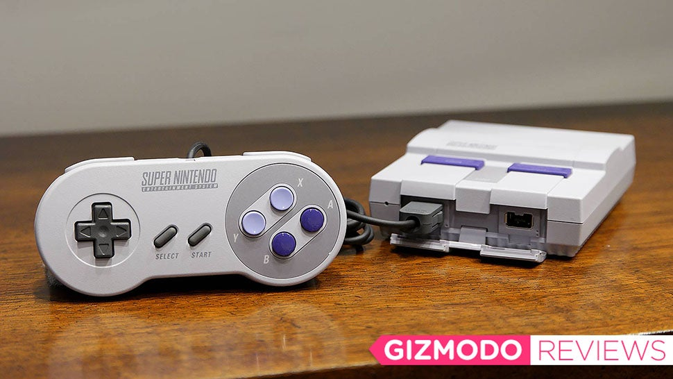 Nintendo SNES Classic: The Gizmodo Review