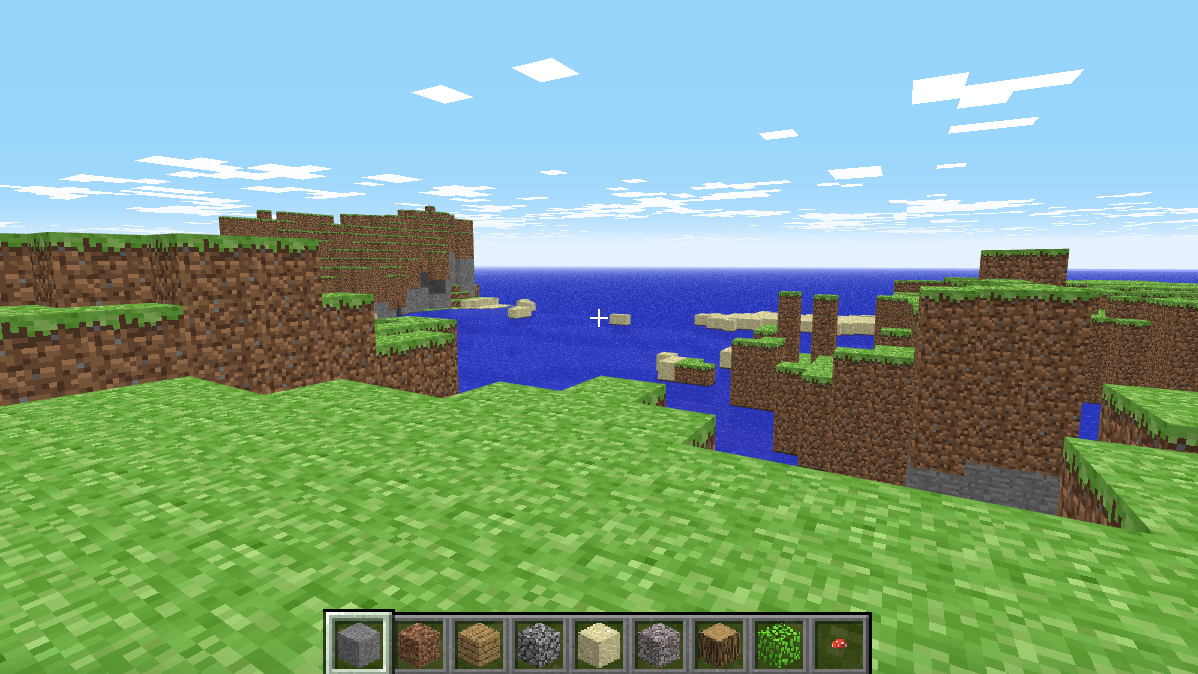 Minecraft Is Now A Browser Game, Is Still Good