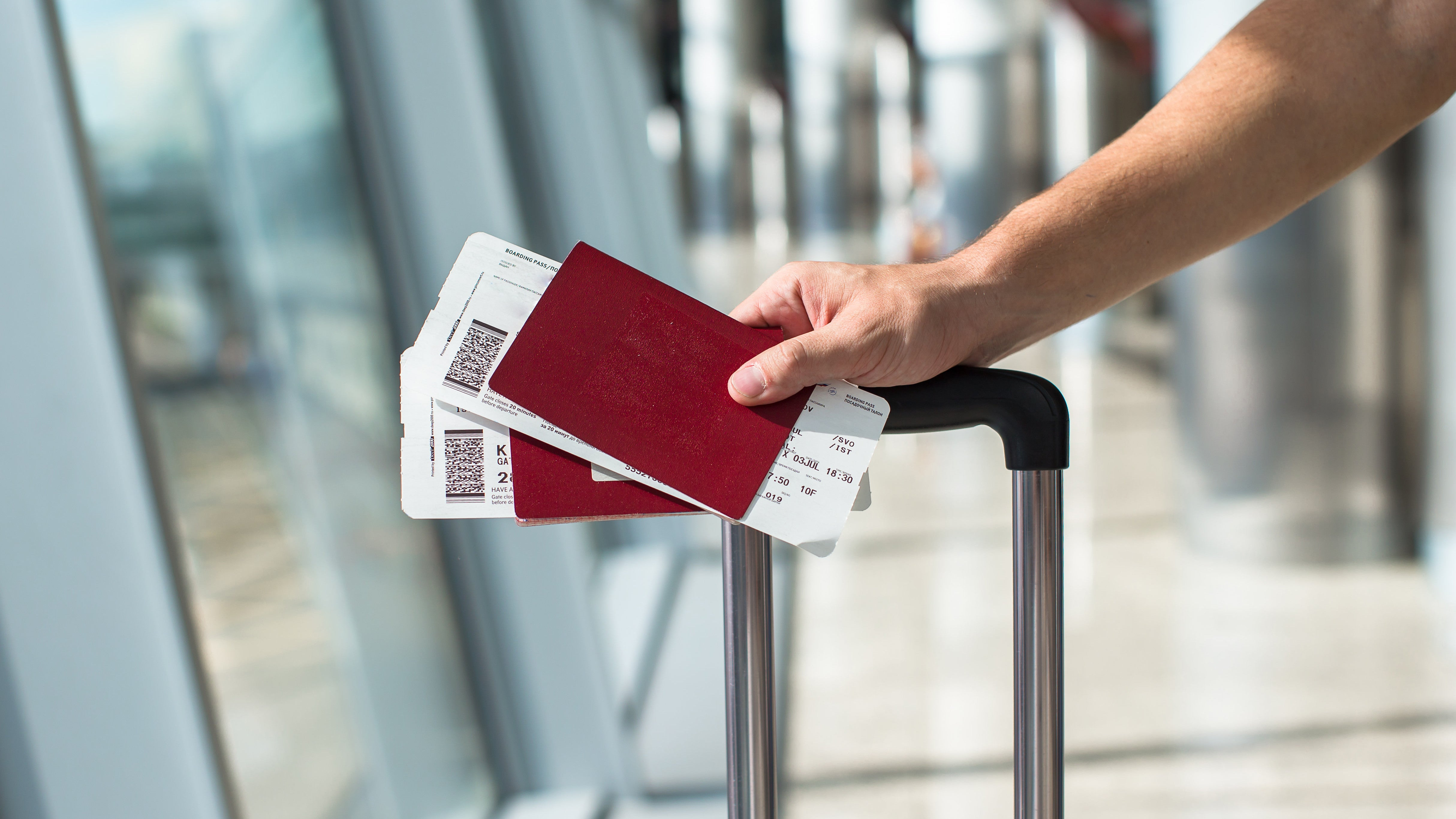 Just Print A Paper Copy Of Your Boarding Pass