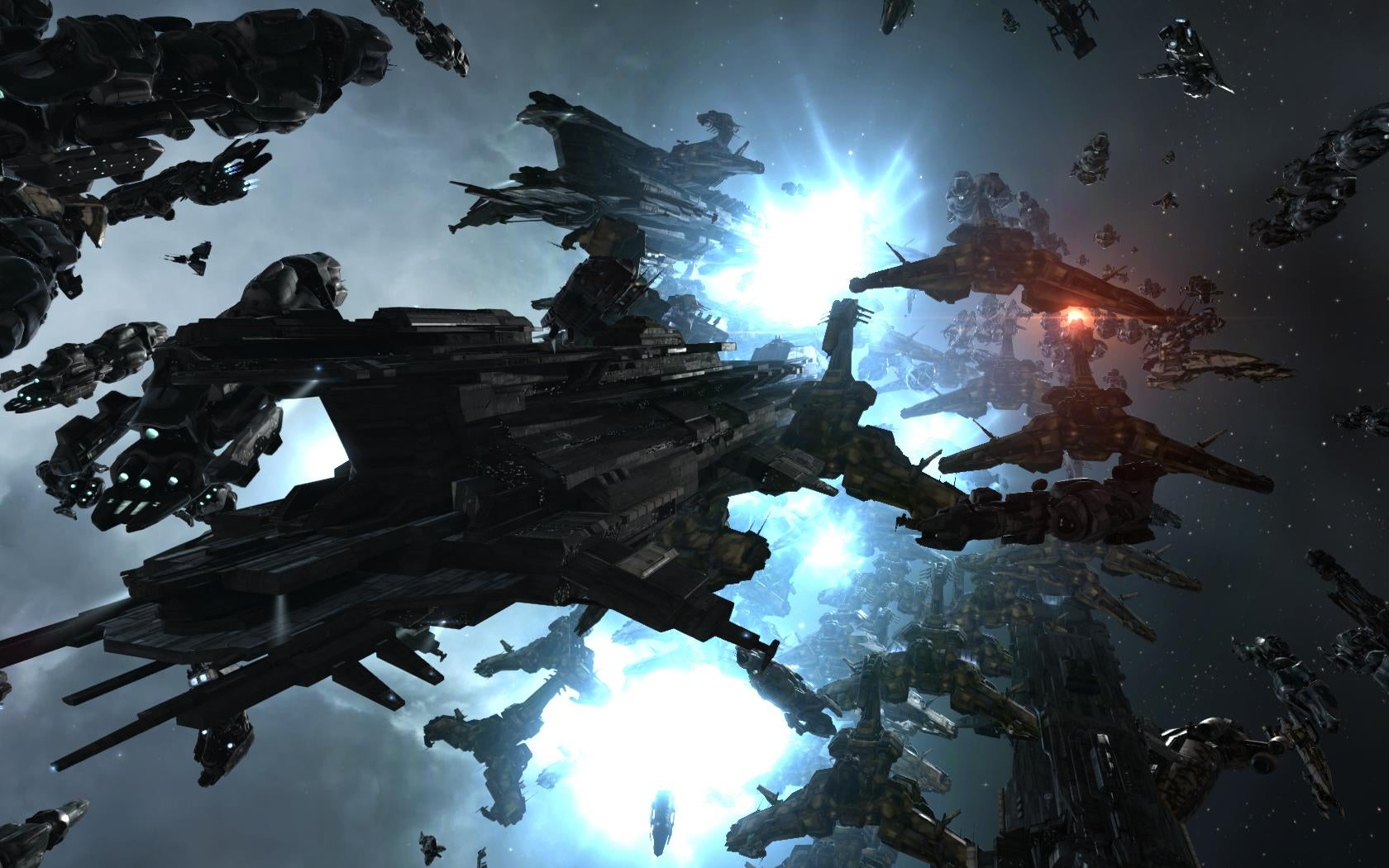 It's Never Too Late To Start Exploring, Battling, Or Running Scams In EVE Online