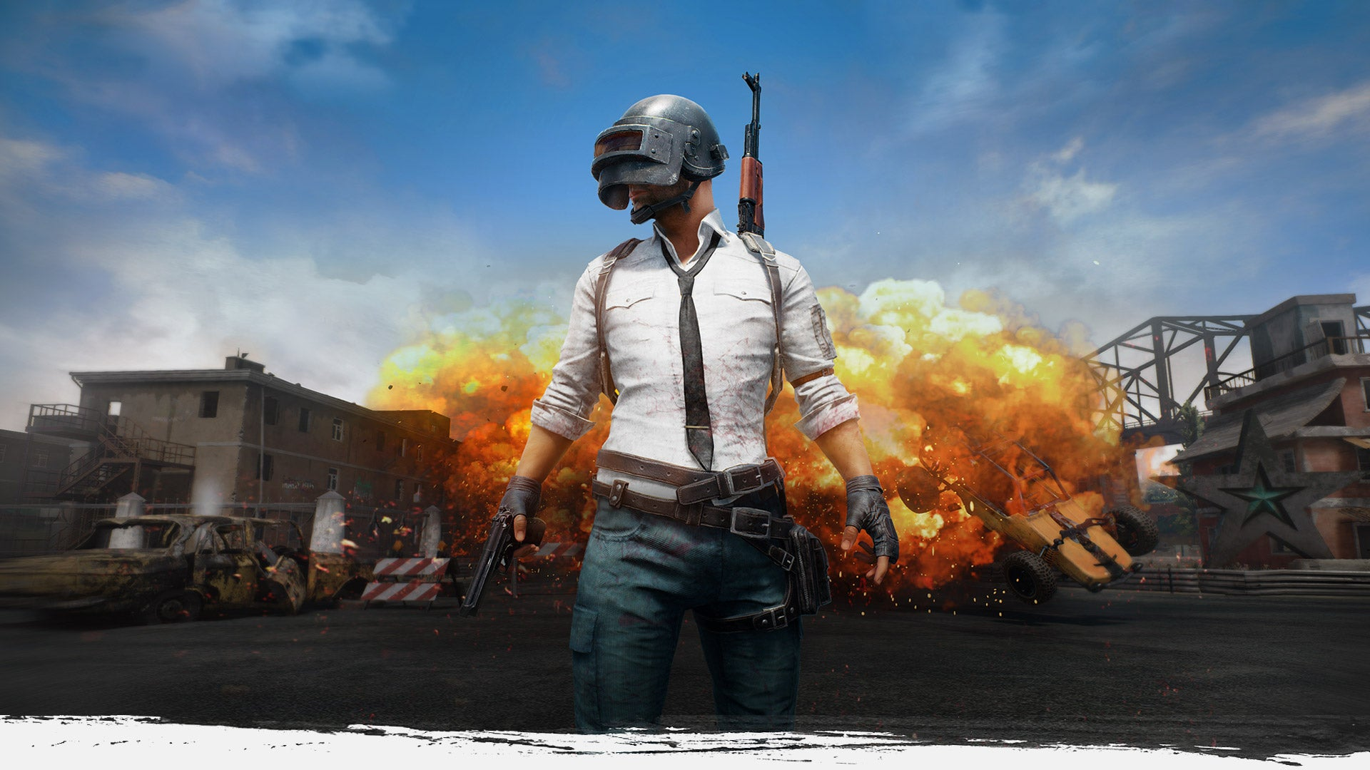 PlayerUnknown's Battlegrounds, One Year Later