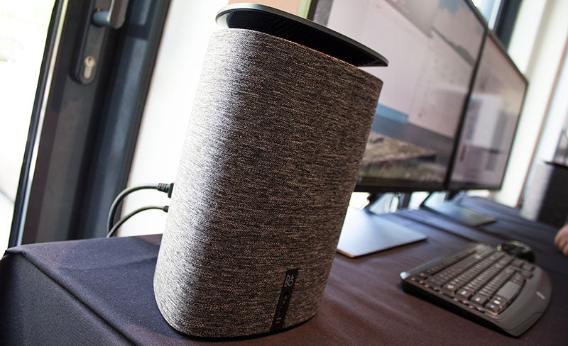 Introducing A PC In A 360 Degree Speaker