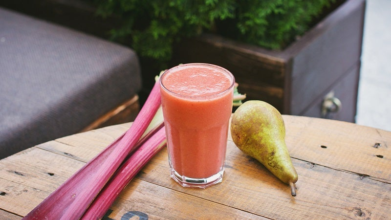 Grate Firm Fruits And Veggies Before Blending For Better Smoothies
