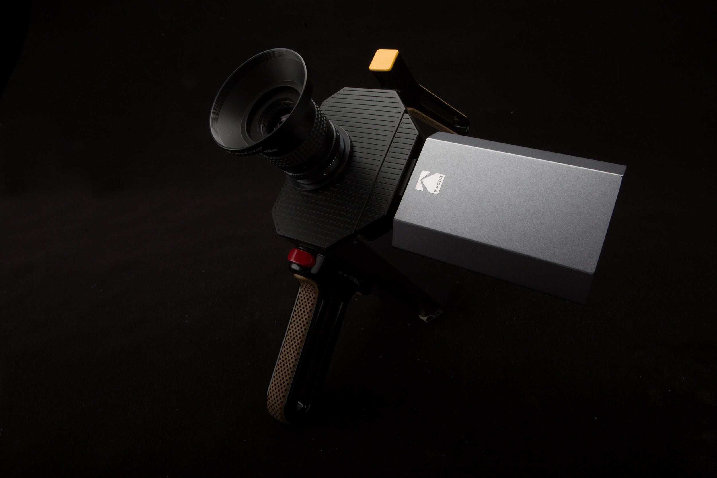 I'm Sorry, Kodak Wants How Much For Its New Super 8 Camera?