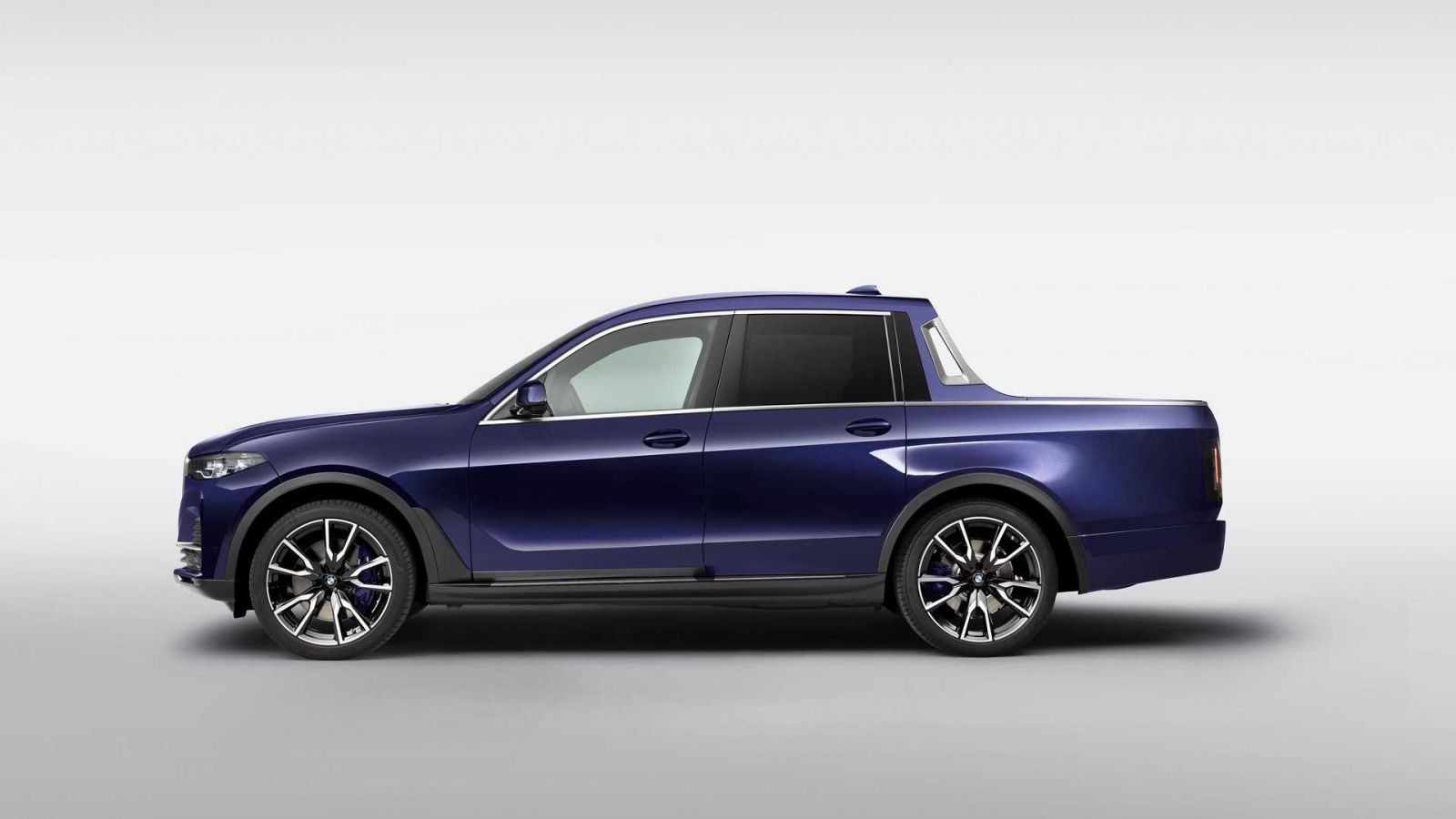 BMW Exec Makes A Great Case For An Electric Pickup Truck They Will Never Build