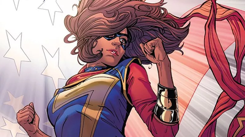 Kevin Feige Says The MCU 'Has Plans' For Kamala Khan's Ms. Marvel