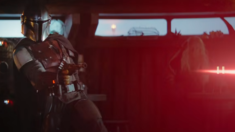 In The New Trailer For The Mandalorian, A Deadly Crew Comes Together