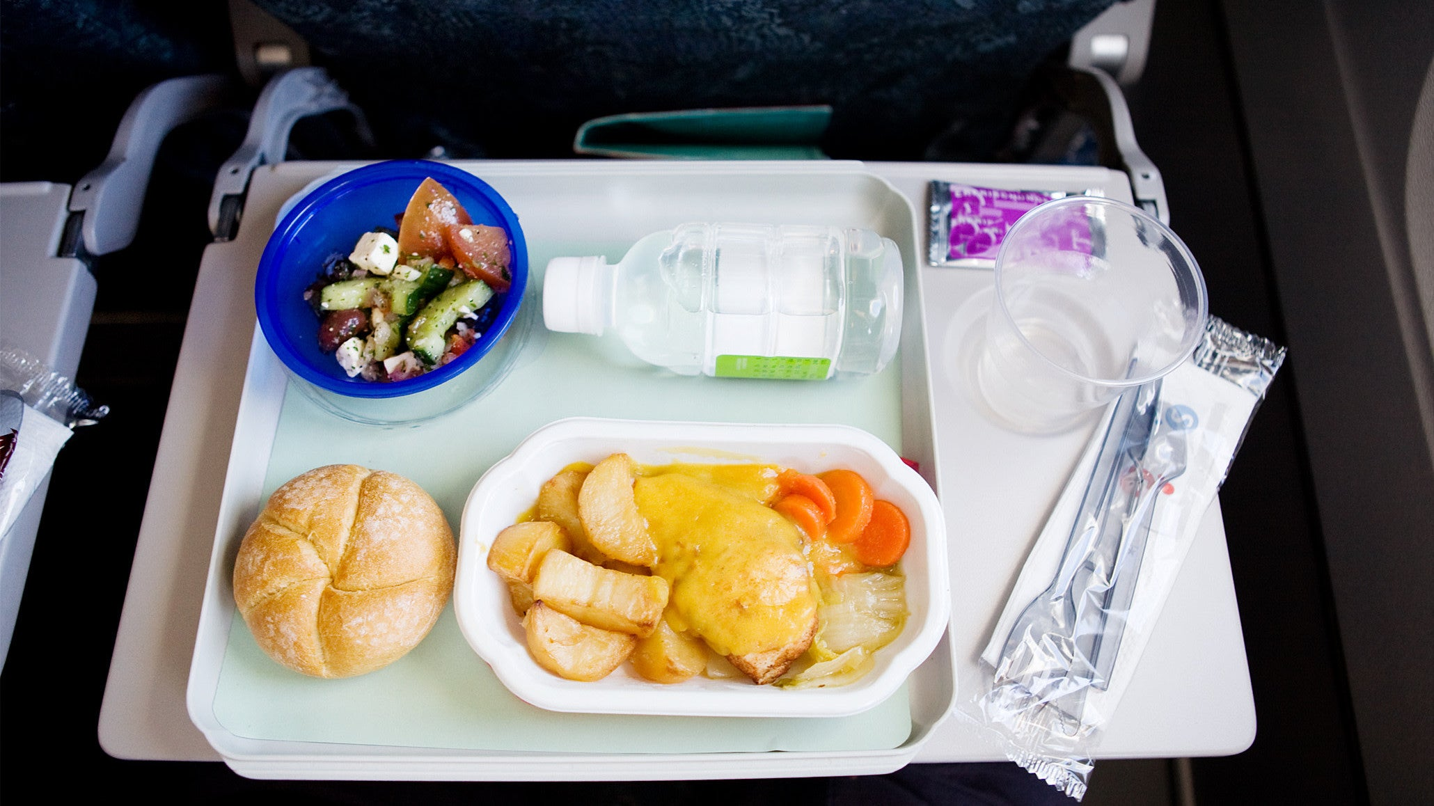 How To Reduce Waste While Flying