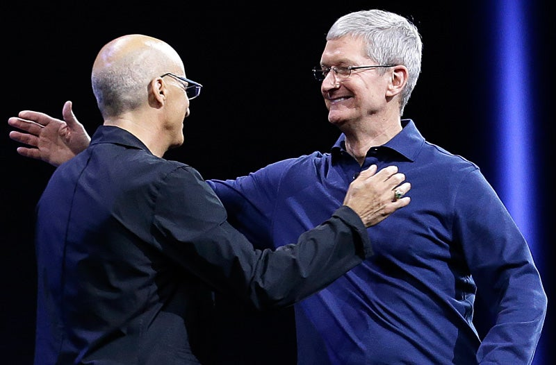 Tim Cook On Virtual Reality: I Long To Be Touched
