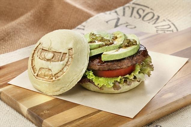 Soon, You Can Eat Gundam Burgers in Japan