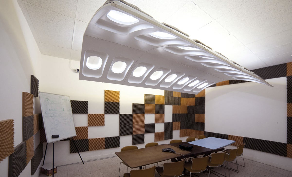 13 Designs That Bring Reclaimed Aeroplane Parts Into Your Home